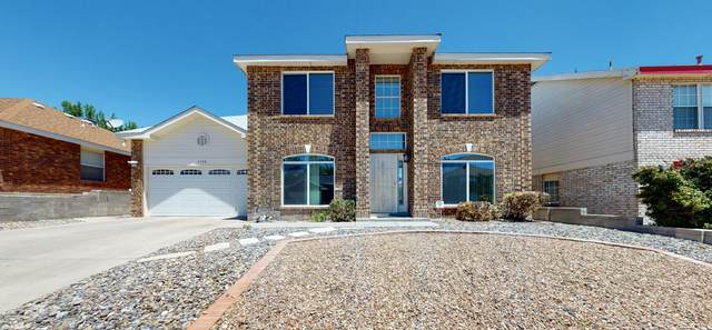 1420 Somerset Drive NW, Albuquerque, NM 87120 (MLS #969174) :: The Buchman Group