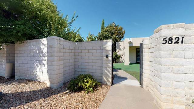 5821 Cubero Drive NE, Albuquerque, NM 87109 (MLS #969188) :: Campbell & Campbell Real Estate Services
