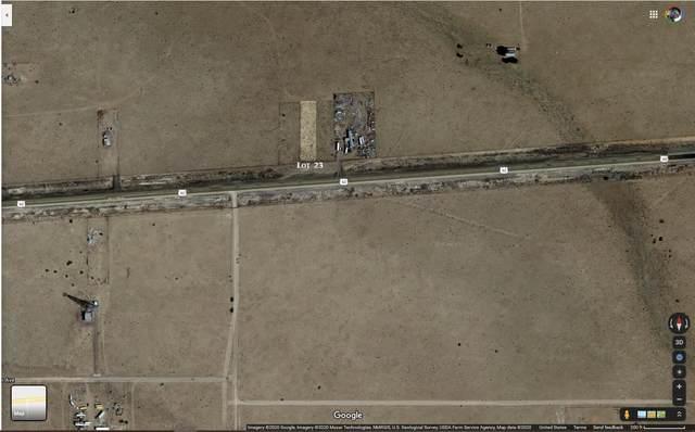 Lo 23 Us 60 Highway #1, Veguita, NM 87062 (MLS #969196) :: The Bigelow Team / Red Fox Realty
