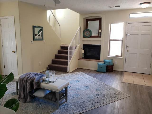 4211 Pitt Street NE #4, Albuquerque, NM 87111 (MLS #969198) :: The Buchman Group