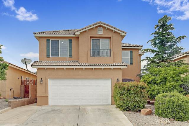 6239 Sierra Nevada Circle NW, Albuquerque, NM 87114 (MLS #969217) :: Campbell & Campbell Real Estate Services