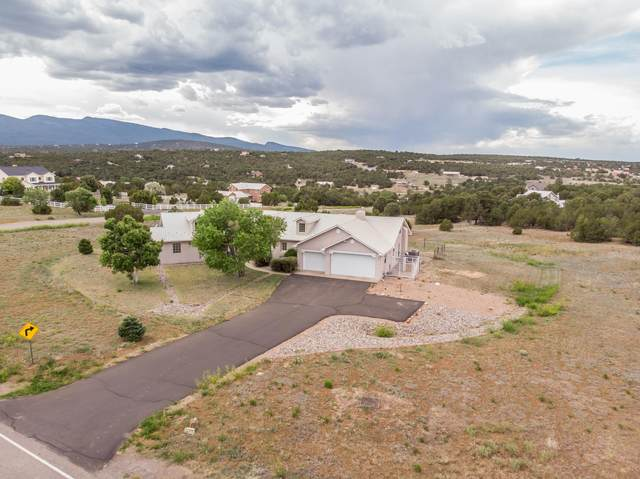 34 Richland Drive, Tijeras, NM 87059 (MLS #969219) :: Campbell & Campbell Real Estate Services
