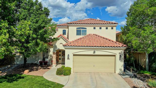 9012 Lazy Brook Court NE, Albuquerque, NM 87113 (MLS #969228) :: Campbell & Campbell Real Estate Services