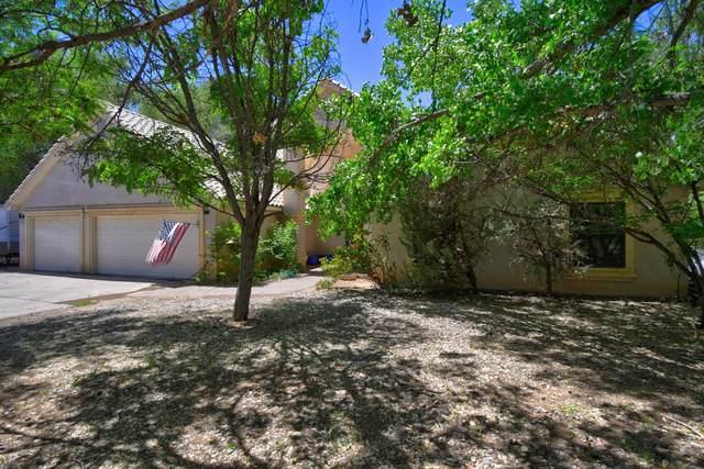 723 W Meadowlark Lane, Corrales, NM 87048 (MLS #969241) :: The Buchman Group