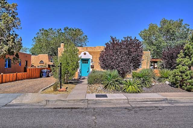 227 Amherst Drive NE, Albuquerque, NM 87106 (MLS #969246) :: The Buchman Group
