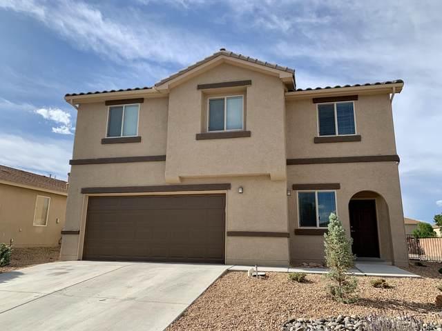 566 Creekside Avenue SW, Los Lunas, NM 87031 (MLS #969247) :: The Buchman Group
