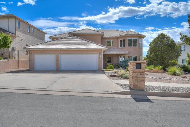 1019 Daskalos Drive NE, Albuquerque, NM 87123 (MLS #969275) :: The Buchman Group
