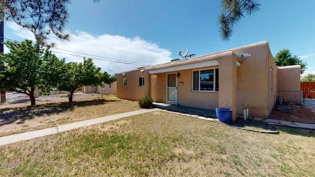 8045 Bellamah Avenue NE, Albuquerque, NM 87110 (MLS #969276) :: The Buchman Group