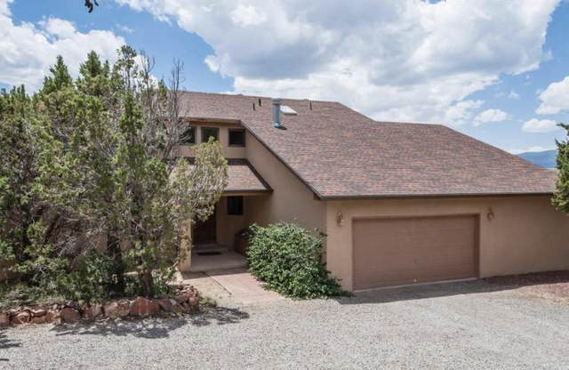 11 Alta Court, Edgewood, NM 87015 (MLS #969278) :: The Buchman Group