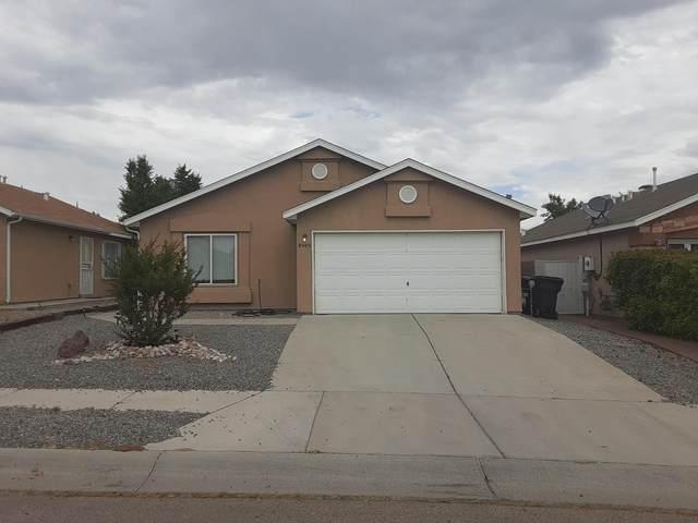 8405 Stony Creek Road SW, Albuquerque, NM 87121 (MLS #969284) :: The Buchman Group