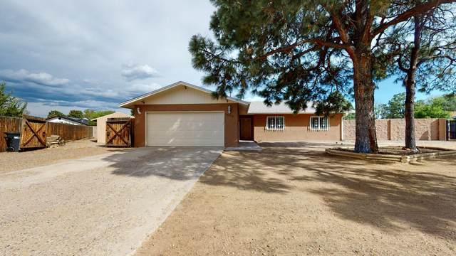 10300 Leymon Court NW, Albuquerque, NM 87114 (MLS #969293) :: The Buchman Group