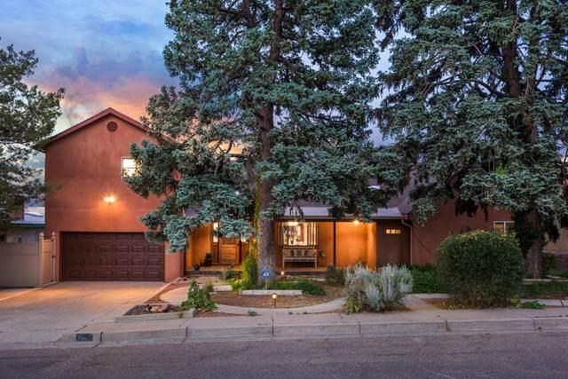 1016 Adams Street SE, Albuquerque, NM 87108 (MLS #969295) :: The Buchman Group