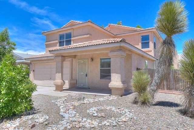 5301 Feather Rock Place NW, Albuquerque, NM 87114 (MLS #969304) :: The Buchman Group