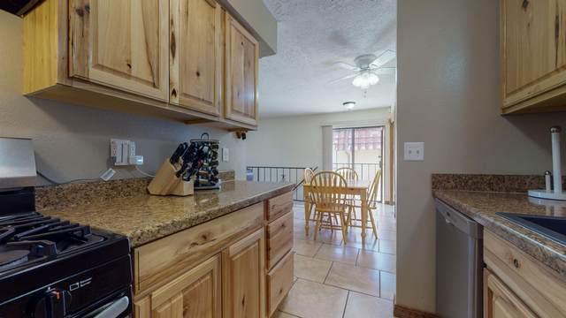8333 Comanche Road NE 10D, Albuquerque, NM 87110 (MLS #969310) :: The Buchman Group