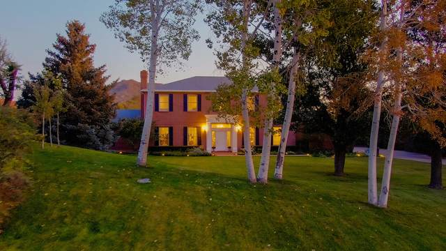 1420 Caballero Drive SE, Albuquerque, NM 87123 (MLS #969326) :: The Bigelow Team / Red Fox Realty