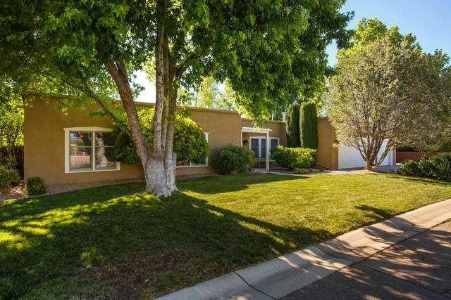 2817 Indian Farm Lane NW, Albuquerque, NM 87107 (MLS #969334) :: The Buchman Group