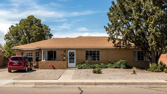 5907 Aspen Avenue NE, Albuquerque, NM 87110 (MLS #969372) :: The Buchman Group
