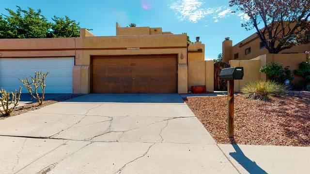 11536 Lawson Court NE, Albuquerque, NM 87112 (MLS #969374) :: The Buchman Group