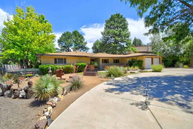 630 Sierra Drive SE, Albuquerque, NM 87108 (MLS #969380) :: The Buchman Group