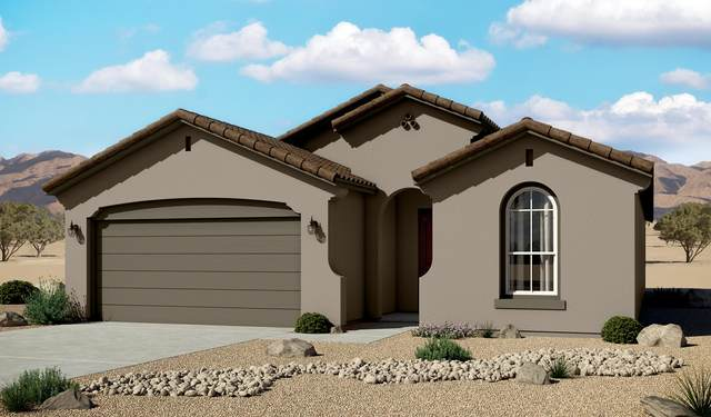 4213 Mountain Trail Loop, Rio Rancho, NM 87144 (MLS #969390) :: The Buchman Group