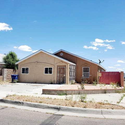 8701 Odin Road SW, Albuquerque, NM 87121 (MLS #969395) :: Campbell & Campbell Real Estate Services