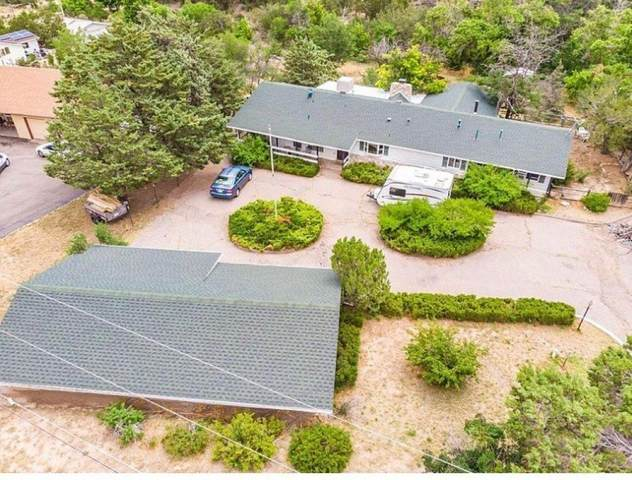 901 State Highway 165, Placitas, NM 87043 (MLS #969402) :: The Buchman Group