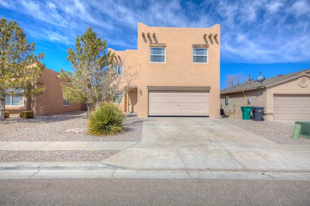3311 Flat Irons Road NE, Rio Rancho, NM 87144 (MLS #969418) :: Campbell & Campbell Real Estate Services