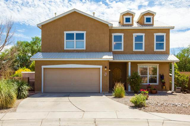 1520 Presto Way NW, Albuquerque, NM 87104 (MLS #969419) :: The Buchman Group