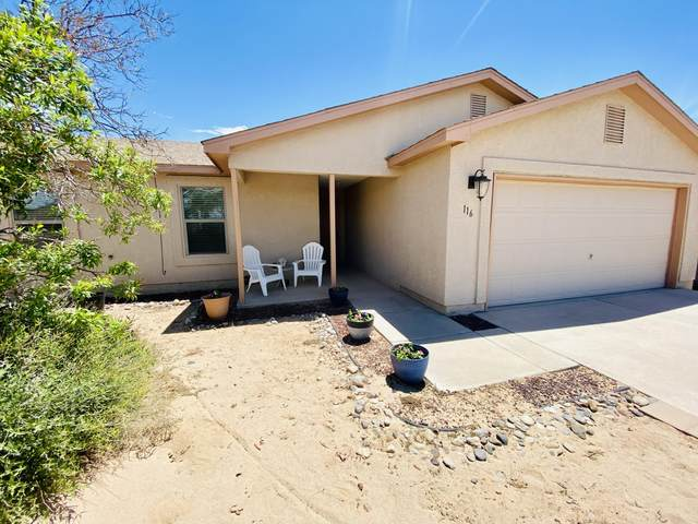 116 2nd Street NE, Rio Rancho, NM 87124 (MLS #969426) :: The Buchman Group
