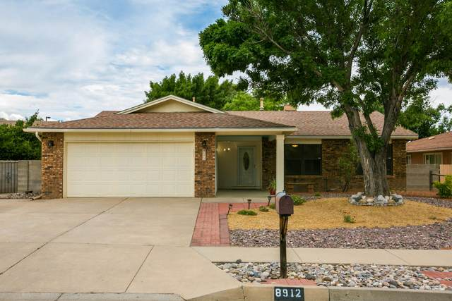 8912 Brandywine Road NE, Albuquerque, NM 87111 (MLS #969436) :: The Buchman Group