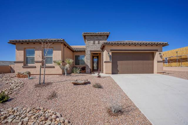 5448 Pikes Peak Loop NE, Rio Rancho, NM 87144 (MLS #969440) :: The Buchman Group