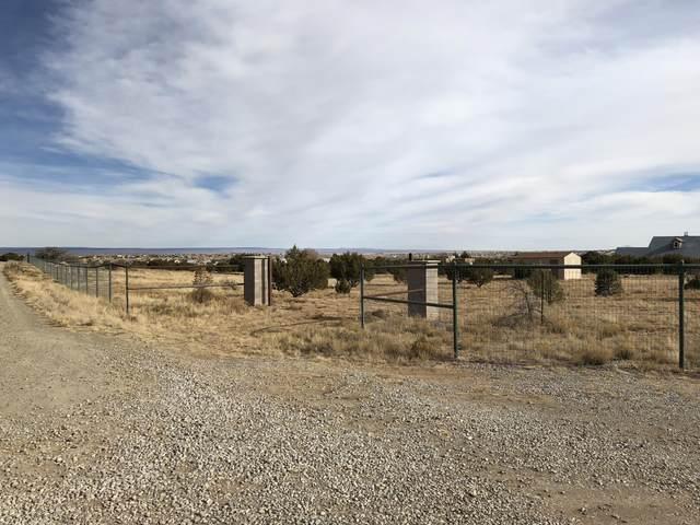 20 Koli Court, Edgewood, NM 87015 (MLS #969441) :: The Buchman Group