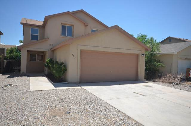 452 Ridge Stone Drive SW, Albuquerque, NM 87121 (MLS #969445) :: Campbell & Campbell Real Estate Services