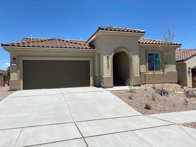 9227 Wood Creek Lane NW, Albuquerque, NM 87120 (MLS #969456) :: The Buchman Group