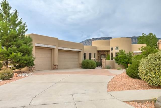 13501 Embudito View Court NE, Albuquerque, NM 87111 (MLS #969458) :: The Buchman Group