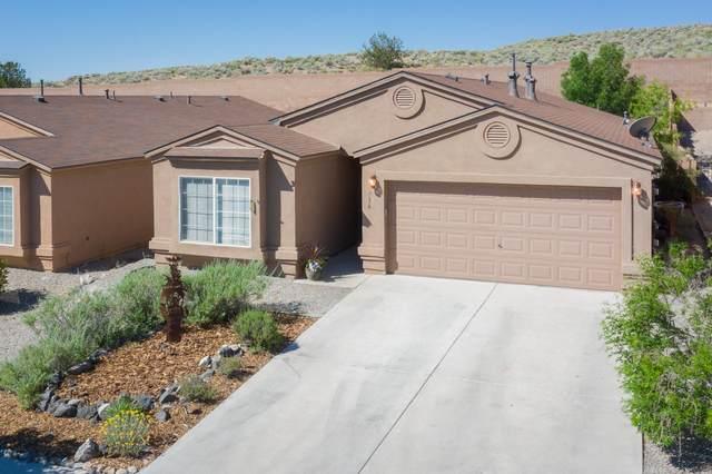 1736 Sierra Norte Loop NE, Rio Rancho, NM 87144 (MLS #969464) :: The Buchman Group