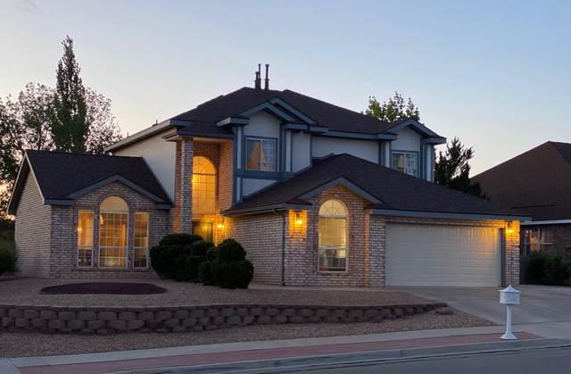 1307 Montara Drive NW, Los Lunas, NM 87031 (MLS #969473) :: The Buchman Group