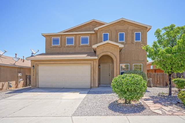 10928 Argonite Drive NW, Albuquerque, NM 87114 (MLS #969479) :: The Buchman Group