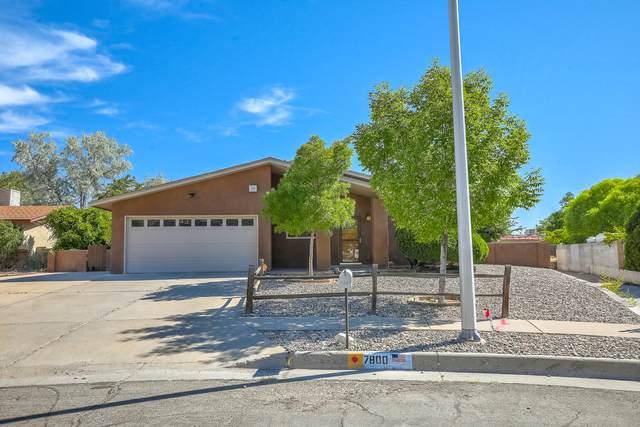 7800 Calle De Plata NE, Albuquerque, NM 87109 (MLS #969481) :: The Buchman Group