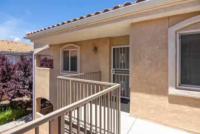 6800 Vista Del Norte Road NE #2023, Albuquerque, NM 87113 (MLS #969482) :: The Buchman Group