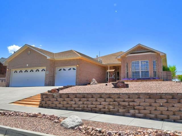 10000 Coronado Avenue NE, Albuquerque, NM 87122 (MLS #969487) :: The Buchman Group