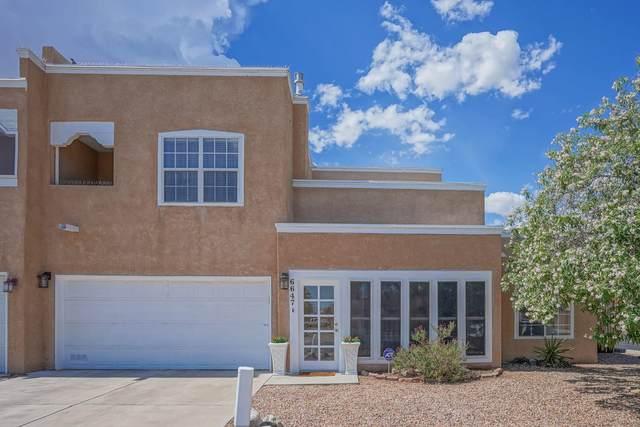 6647 Saint Josephs Avenue NW, Albuquerque, NM 87120 (MLS #969490) :: The Buchman Group