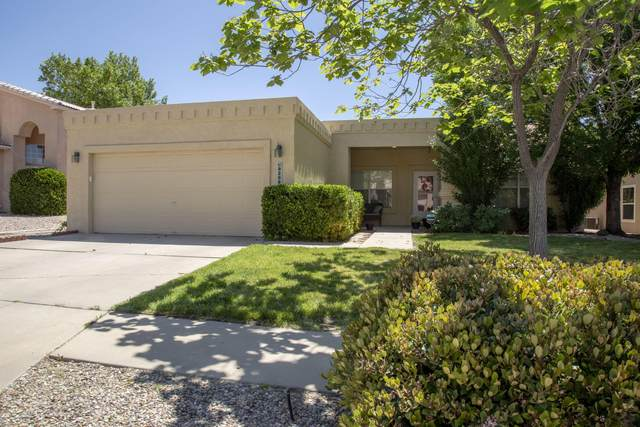9208 Yvonne Marie Drive NW, Albuquerque, NM 87114 (MLS #969495) :: The Buchman Group