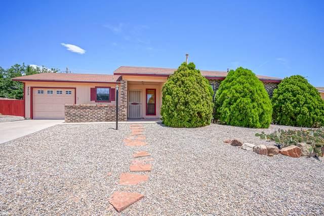 4909 Chromium Drive NE, Rio Rancho, NM 87124 (MLS #969496) :: The Buchman Group