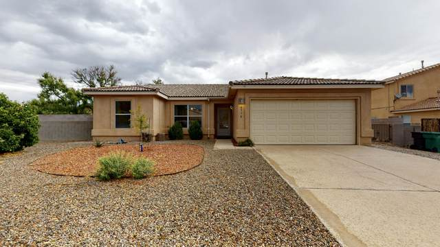 6578 Freemont Hills Loop NE, Rio Rancho, NM 87144 (MLS #969509) :: The Buchman Group
