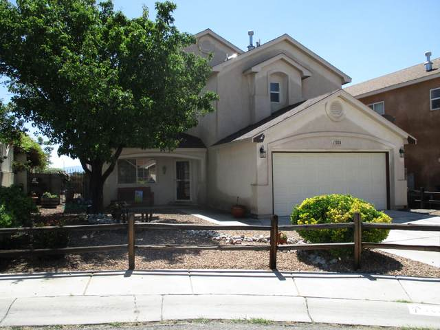 1204 Gem Court SW, Albuquerque, NM 87121 (MLS #969510) :: Campbell & Campbell Real Estate Services