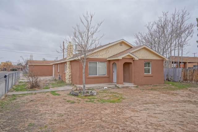 902 Aztec Road NW, Albuquerque, NM 87107 (MLS #969513) :: The Buchman Group