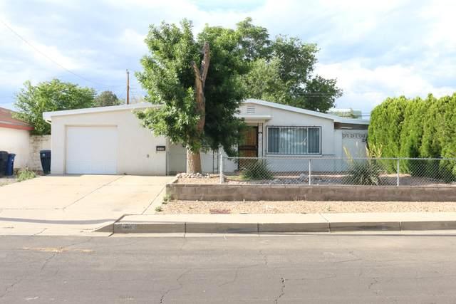 10105 Los Arboles Avenue NE, Albuquerque, NM 87112 (MLS #969540) :: The Buchman Group