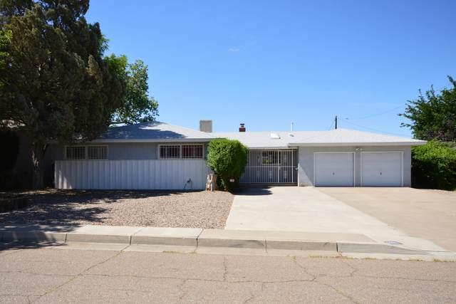 6000 Pojoaque Road NE, Albuquerque, NM 87110 (MLS #969567) :: The Buchman Group