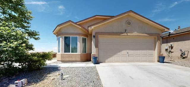 57 Vista Del Cerro Drive, Los Lunas, NM 87031 (MLS #969581) :: The Buchman Group